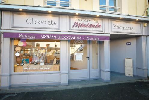 artisan, chocolatier, pont l'évêque
