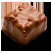 chocolat, ballotin, chocolat au lait, route du cacao, manoir, lisieux