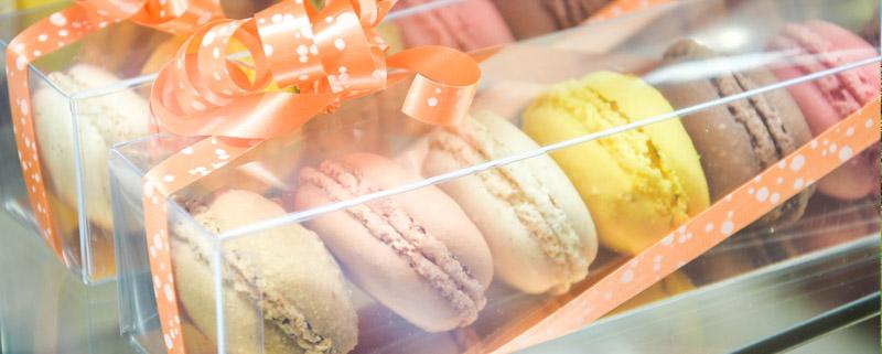macarons chocolaterie mérimée lisieux pont l'évêque