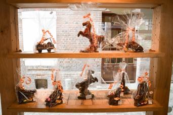 objets chocolat lisieux chocolaterie mérimée calvados normandie