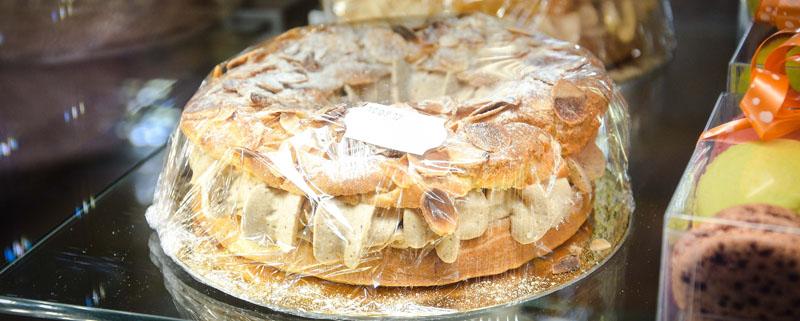 paris-brest chocolaterie mérimée lisieux pont l'évêque
