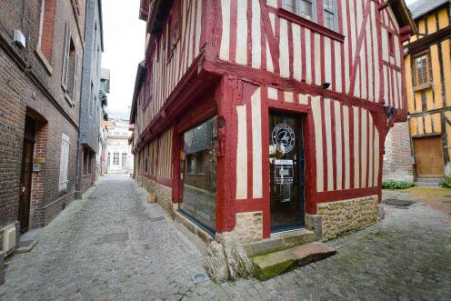 manoir desmares, chocolatier, lisieux, normandie