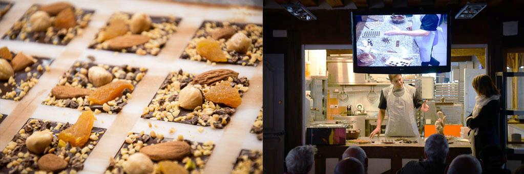 route du cacao, visite chocolaterie, lisieux