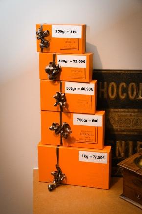 ballotins, chocolats, lisieux, pays d'auge, calvados, normandie